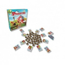 POULETTES 7+