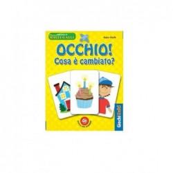 OCCHIO! CHE COSA E' CAMBIATO?