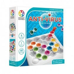SMART GAMES - ANTI VIRUS 8+