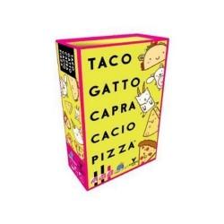 TACO, GATTO, CAPRA, CACIO,...