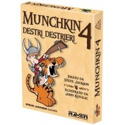 MUNCHKIN - ESPANSIONE 4...