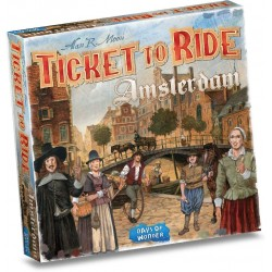 TICKET TO RIDE AMSTERDAM 8-99