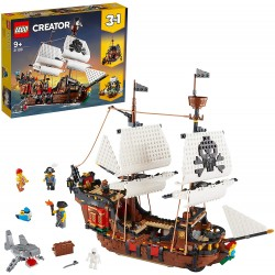 LEGO CREATOR 3IN1 - GALEONE...