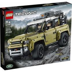 LEGO TECHNIC - LAND ROVER...