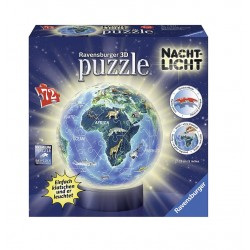 PUZZLEBALL 3D - 72 PEZZI -...