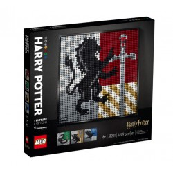 LEGO ART - HARRY POTTER...