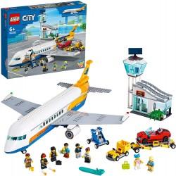 LEGO CITY - AERO PASSEGGERI