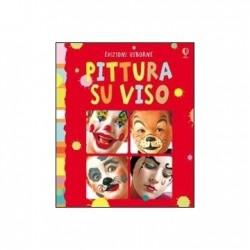 LIBRO PITTURA SU VISO