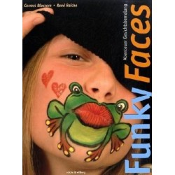 LIBRO FUNKY FACES IV